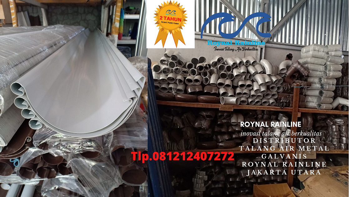 Supplier Talang Air Metal Galvanis 081212407272